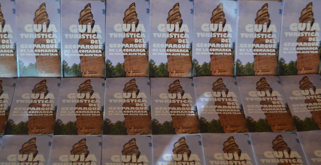 Guía turística del Geoparque de la Comarca de Molina-Alto Tajo