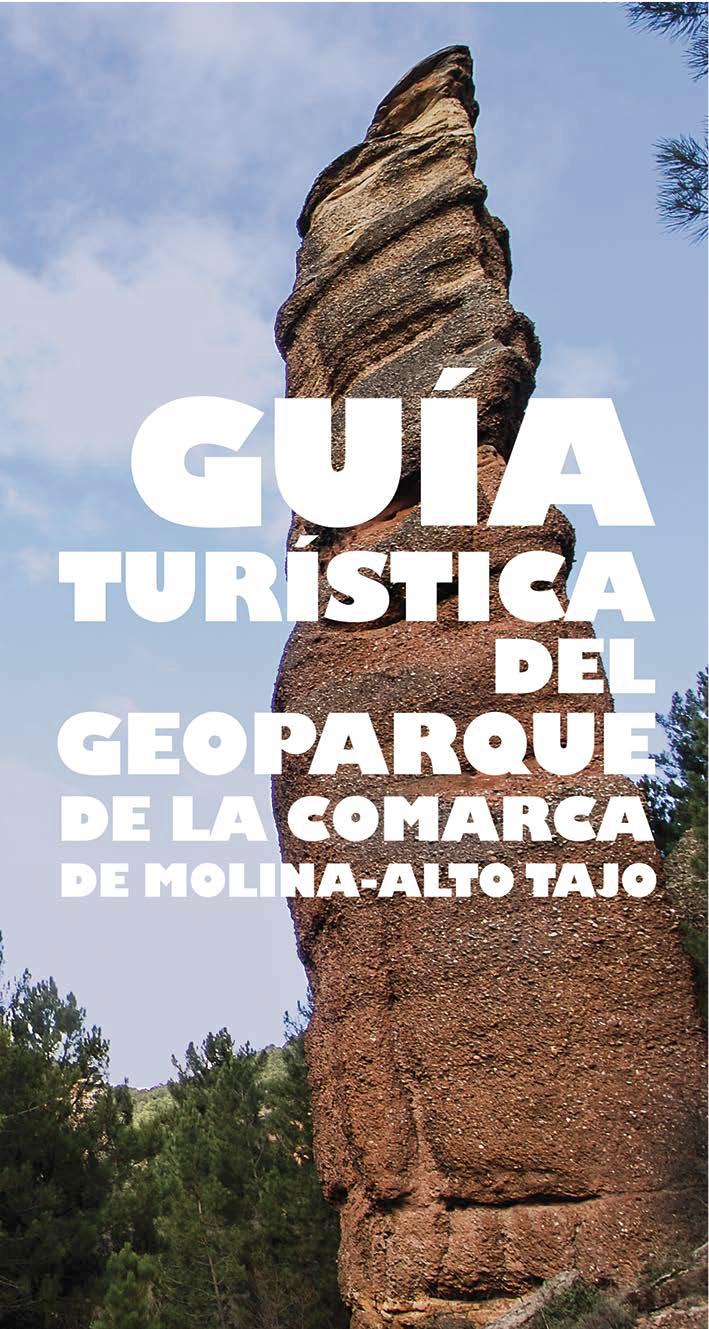 Guia turistica del Geoparque de la Comarca de Molina-Alto Tajo