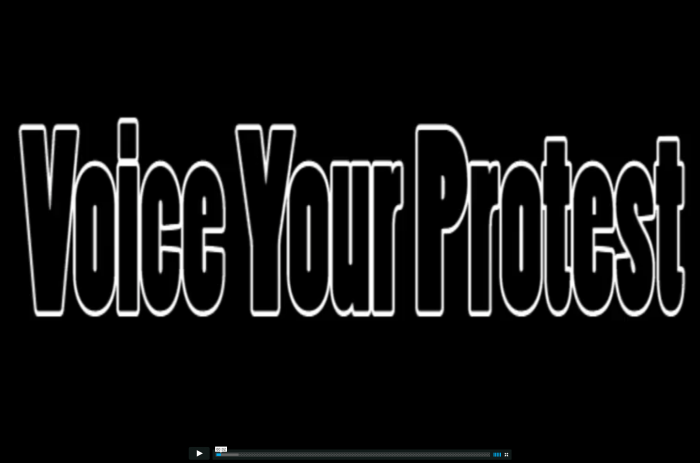video_voice your protest