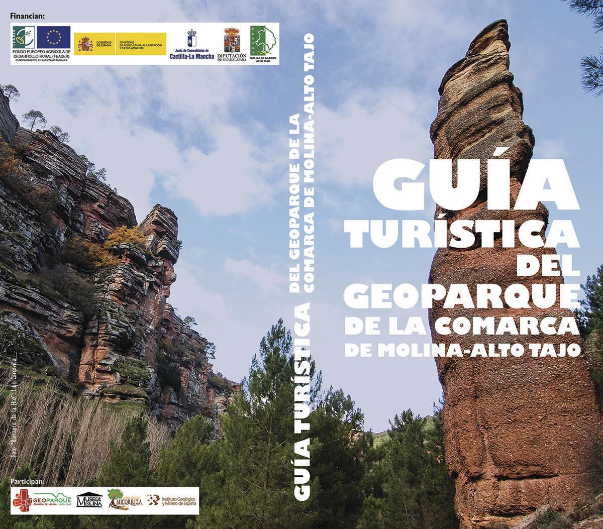 Guia turistica del Geoparque de la Comarca de Molina-Alto Tajo_portada