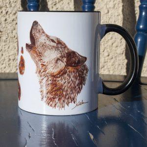 taza lobo sirem