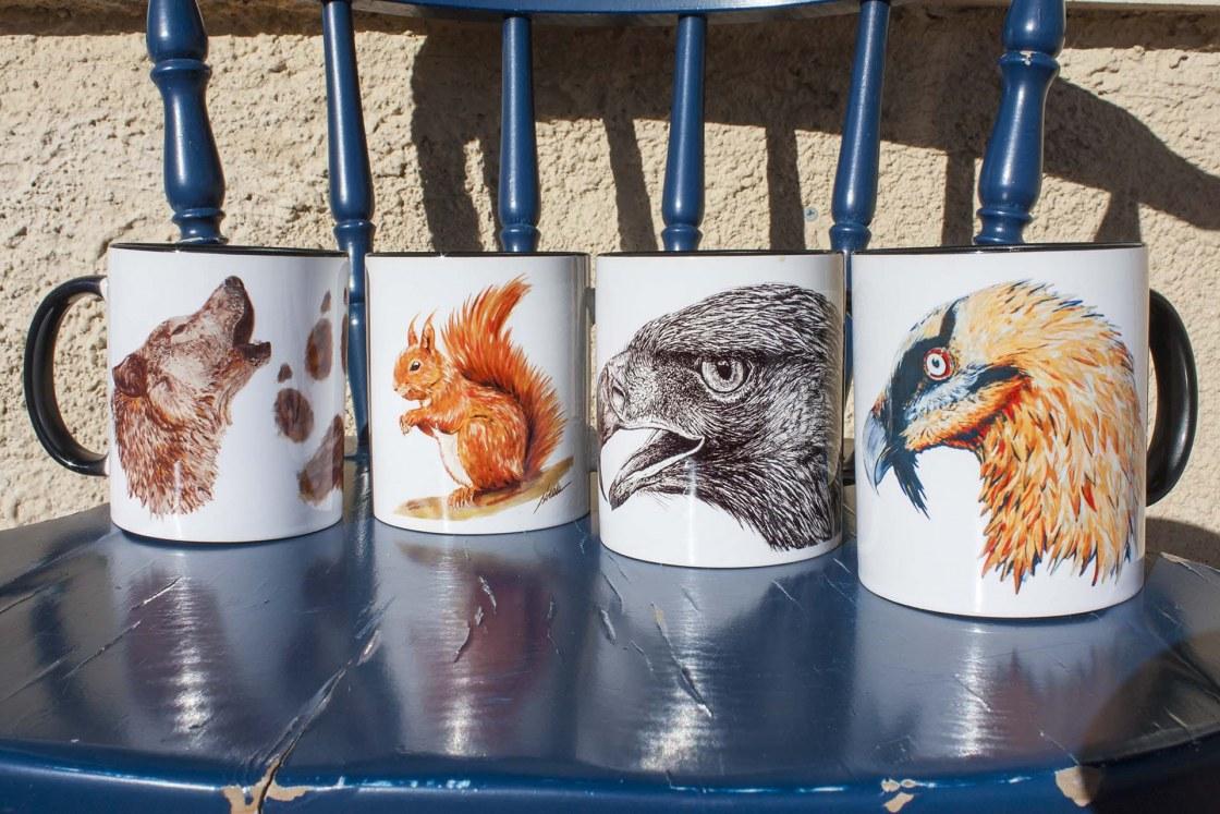 tazas animales sirem